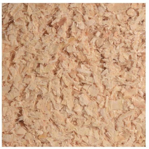 Lecho de viruta natural de madera para roedores
