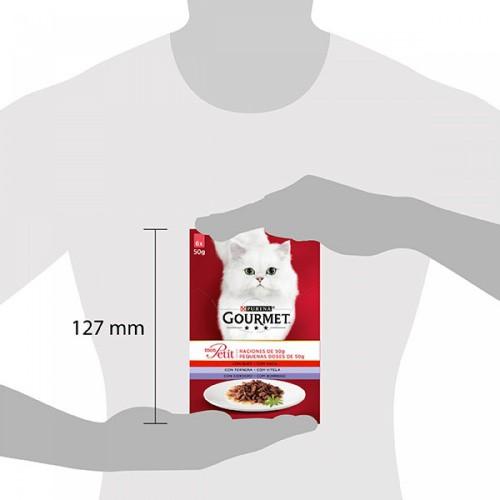 Gourmet Mon Petit Multipack Carnes