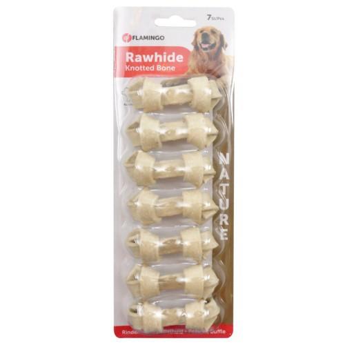 Huesos con nudos sabor natural