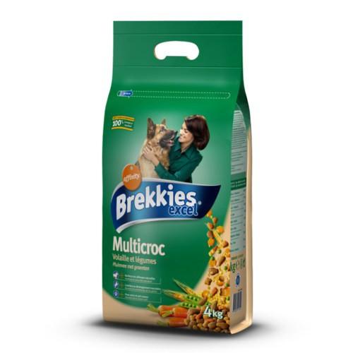 Brekkies Adult Complete Pollo pienso para perros