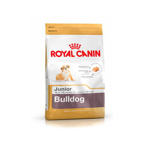 royal canin bulldog junior tiendanimal. Black Bedroom Furniture Sets. Home Design Ideas