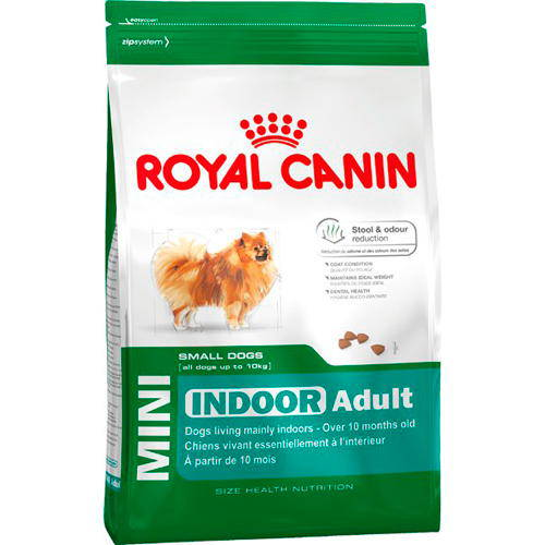 royal canin mini indoor tiendanimal. Black Bedroom Furniture Sets. Home Design Ideas